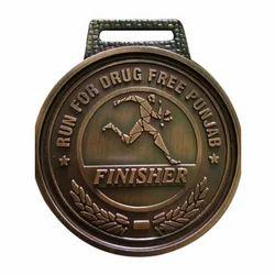 Running Sport Bronze Medal