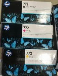 HP 772 Black Cartridges