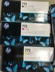 HP 772 Black Cartridges