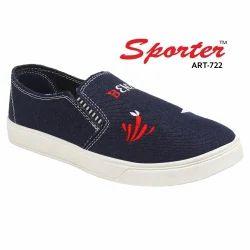 Sporter Men/Boys Blue-722 Loafers & Moccasins
