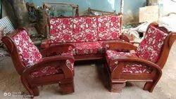 Teakwood Sofa Set