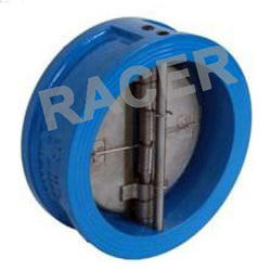 Sandwich Type Cast Steel Non Return Valve