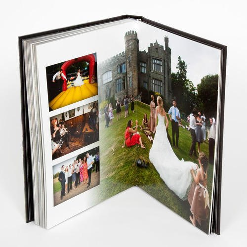 Paper Digital Wedding Photo Album