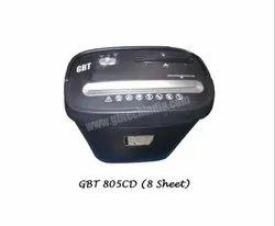 GBT 805 CD Paper Shredder