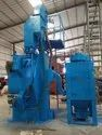 Hanger Type Airless/ Automatic Shot Blasting Machine