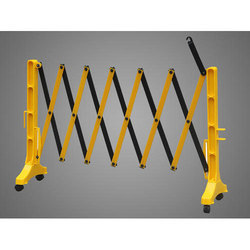 Folding Safety Barriers