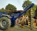 Hydraulic Pole Drilling Rig
