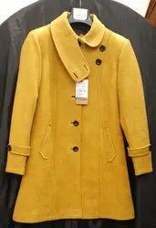 CN Long Coat Woolen Jackets