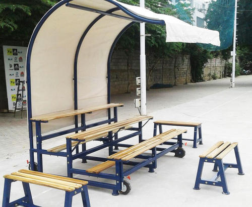 buy online ee78f 45194 On Demand NKS Portable Bleacher 25 Seating | ID: 18877323391