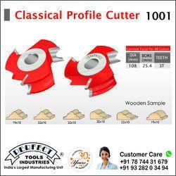 Classical profile cutters