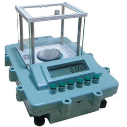 Digital Flameproof Weighing Machine