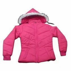 Kids Full Sleeve Hooded Jacket
