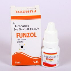 Fluconazole 0.3% Eye Drop