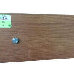 Solid Wooden Flooring, Thickness: 8 mm