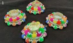 Designer Diwali Tee-Light