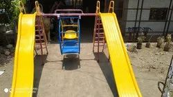 FRP Slide And Swing (P-49)