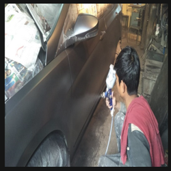Car Denting And Painting Service