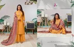 Summer Plazzo Salwar Suits