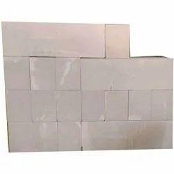 Solid Rectangular CLC Block, Size: 4*8*24 Inch