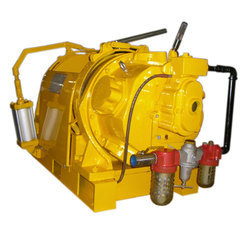 Yellow Semi-Automatic Hydraulic Emergency Power Source