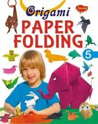 Origami Paper Folding 5 Book