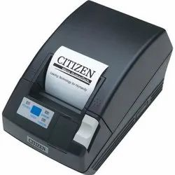 Citizen CTS281L Barcode Thermal Printer, Max. Print Length: 100 inches, Resolution: 203 DPI (8 dots/mm)