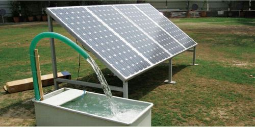 10HP Wolt Solar Water Pumping System