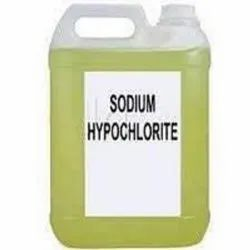 Sodium Hypochlorite Solution - In Door