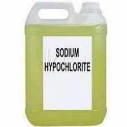 Sodium Hypochlorite Solution - In Door