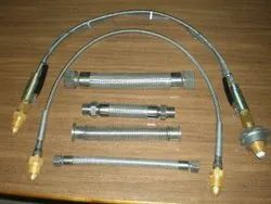 GAS HOSES AND COPPER PIGTAILS
