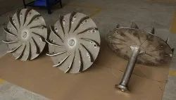 SS 316 Impellers for STP