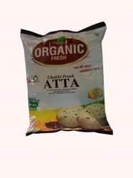 Organic Wheat Flour, Packaging Type: Packet