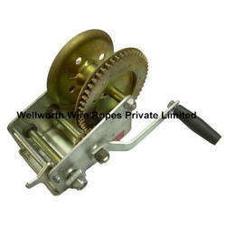 Hand Operated Loading Winch