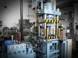 Marble Blade Manufacturing Press