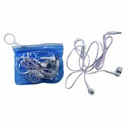 日本移动尼龙编织耳机,耳机插孔:3.5毫米