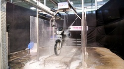 Fourwin Treo Automatic Bike Washing System