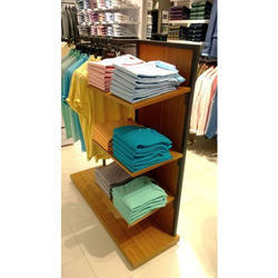 Gondola Clothing Display Stand