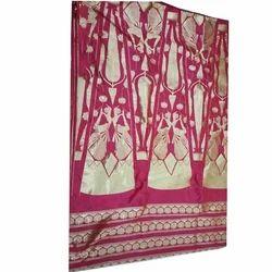 Ladies Banarasi Katan Silk Printed Unstitched Lehenga Choli