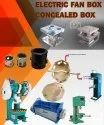 Electric Fan Box Concealed Box Making Machine