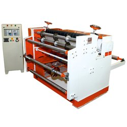 Rotary Reel to Sheet Cutter (NC Model)