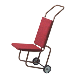 Movable Banquet Chair Trolley