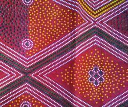 Printed Indo Fabric, Use: Garments