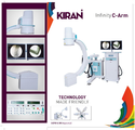 Kiran Infinity C-Arm Machine
