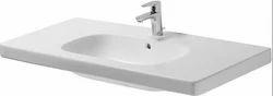 D-code Washbasin Furniture Washbasin