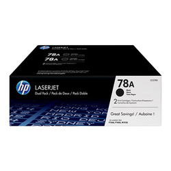 HP 78A Black LaserJet Toner Cartridges