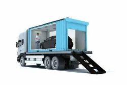 Mobile Promotional Studio Containers in Pan India