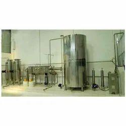 Soda Water System