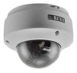 3MP IP Dome Camera/IP66/IK10/4mm