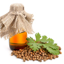 Organic Coriander Seed Oil, Packaging: 1 & 2 Liter