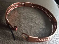 Elephant Hair Copper Bracelet